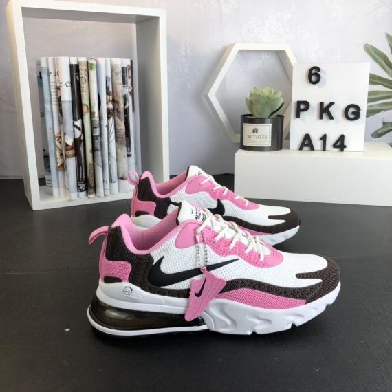 MAX270性价比版本拼色纳米气垫缓震跑步鞋